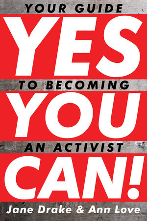 Yes You Can! by Jane Drake and Ann Love