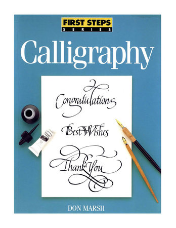 Calligraphy by Don Marsh