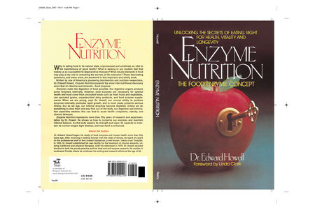 Enzyme Nutrition by Edward Howell