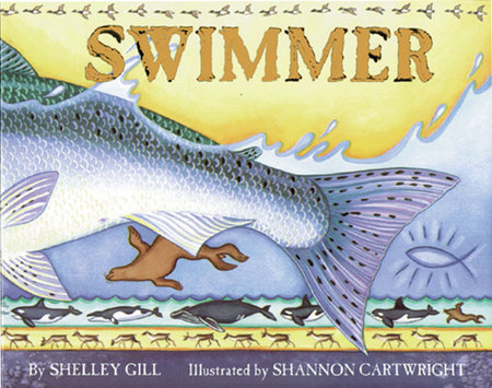 Swimmer by Shelley Gill