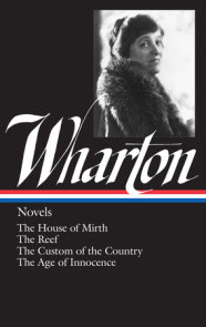 Edith Wharton: Novels (LOA #30)