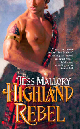 Highland Rebel by Tess Mallory