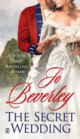 The Secret Wedding by Jo Beverley