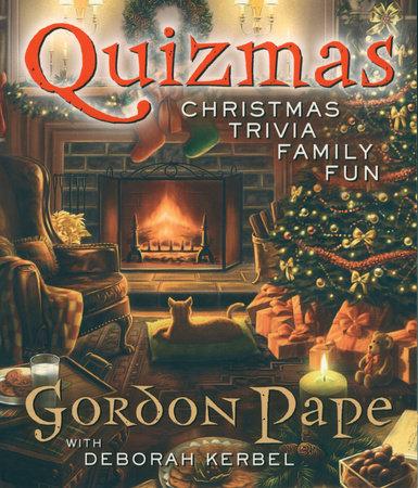 Quizmas by Gordon Pape and Deborah Kerbel