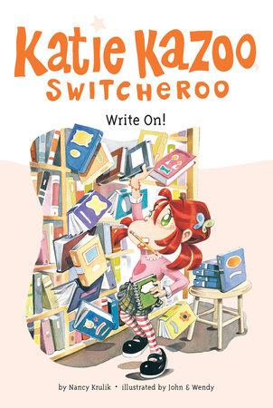 Write On! #17 by Nancy Krulik