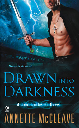 Drawn Into Darkness by Annette McCleave