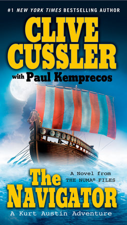 The Navigator by Clive Cussler and Paul Kemprecos