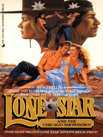 Lone Star 126/chicago by Wesley Ellis
