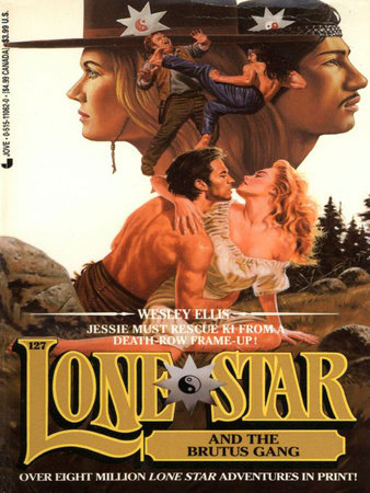 Lone Star 127/brutus by Wesley Ellis