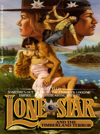 Lone Star 43 by Wesley Ellis