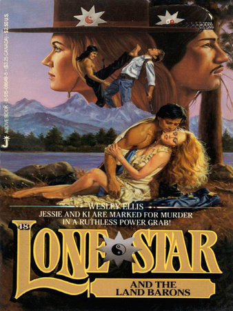 Lone Star 48 by Wesley Ellis
