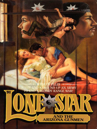 Lone Star 91/arizona by Wesley Ellis