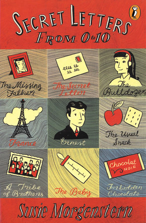 Secret Letters From 0 To 10 by Susie Morgenstern