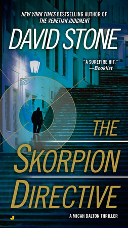 The Skorpion Directive by David Stone