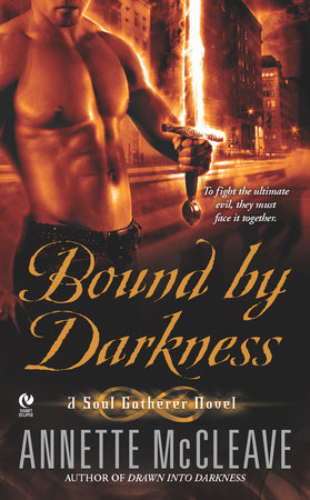 Bound By Darkness by Annette McCleave
