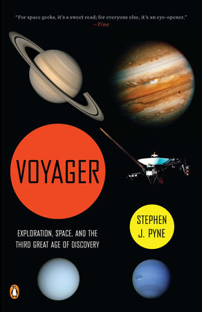 Voyager by Stephen J. Pyne