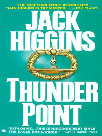 Thunder Point by Jack Higgins