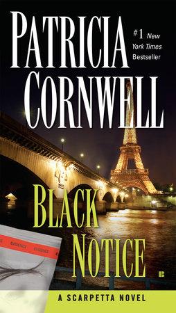 Black Notice by Patricia Cornwell