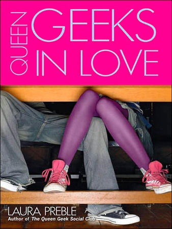 Queen Geeks In Love by Laura Preble