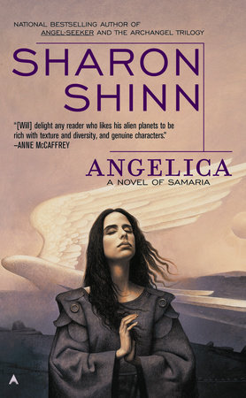 Angelica by Sharon Shinn