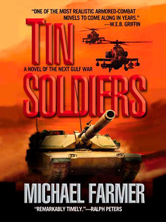 Tin Soldiers by Michael Farmer