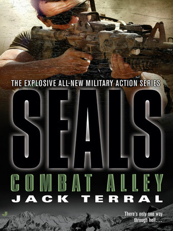 Seals: Combat Alley by Jack Terral