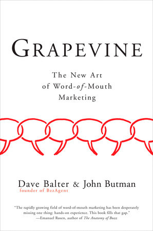 Grapevine by Dave Balter