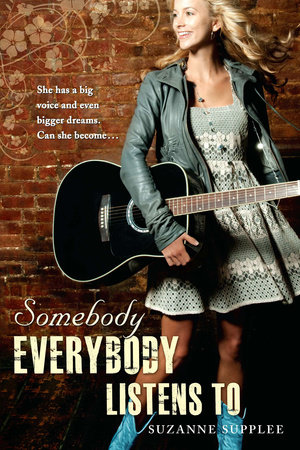 Ebook Somebody Everybody Listens To By Suzanne Supplee