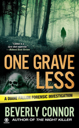 One Grave Less by Beverly Connor
