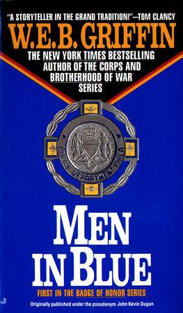 Men in Blue by W.E.B. Griffin