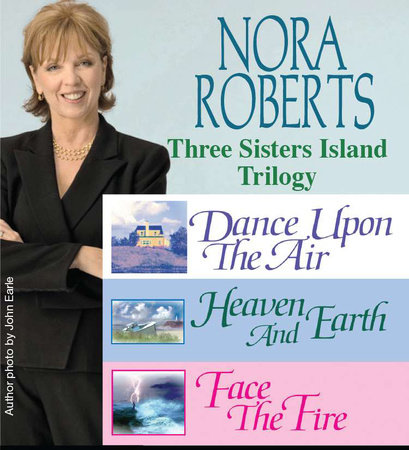 Nora Roberts' Three Sisters Island Trilogy by Nora Roberts
