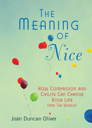 The Meaning of Nice by Joan Duncan Oliver