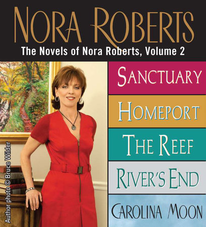 The Novels of Nora Roberts, Volume 2 by Nora Roberts