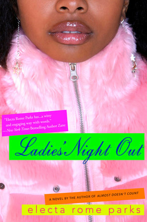 Ladies' Night Out by Electa Rome Parks