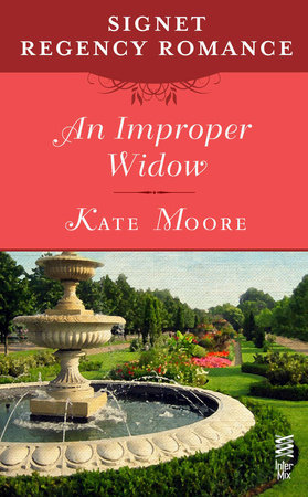 An Improper Widow by Kate Moore