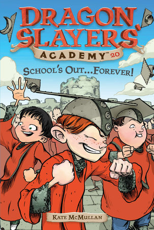 DSA 20 School's Out...Forever! by Kate McMullan; Illustrated by Bill Basso