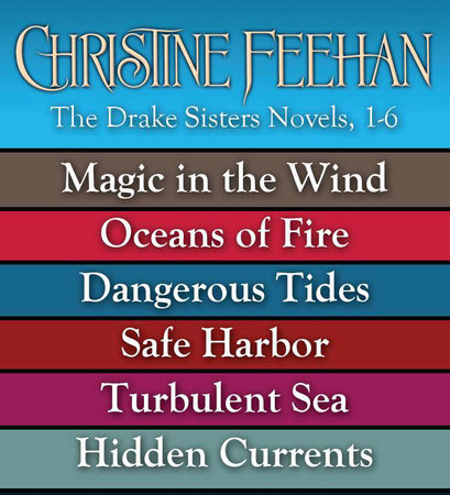 Christine Feehan's Drake Sisters Series by Christine Feehan