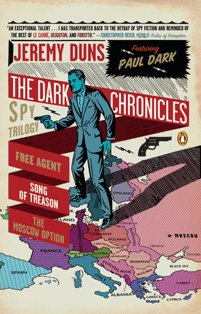 The Dark Chronicles by Jeremy Duns