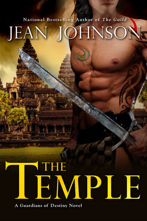 The Temple by Jean Johnson