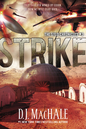 Strike by D. J. MacHale