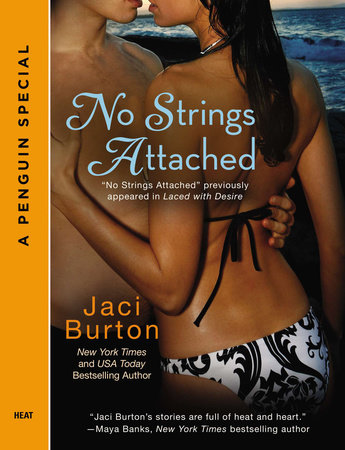 No Strings Attached by Jaci Burton