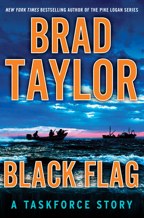 Black Flag by Brad Taylor