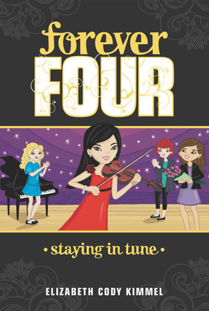 Staying in Tune #4 by Elizabeth Cody Kimmel