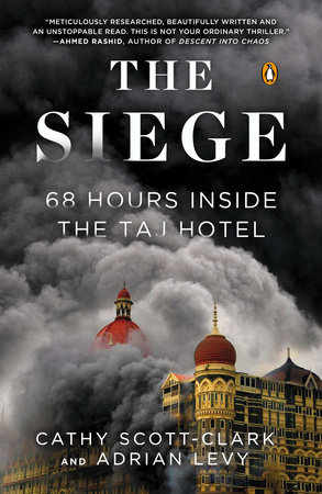 The Siege by Cathy Scott-clark and Adrian Levy
