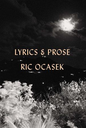 Lyrics & Prose by Ric Ocasek