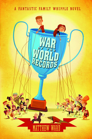 War of the World Records by Matthew Ward