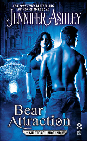 Bear Attraction by Jennifer Ashley