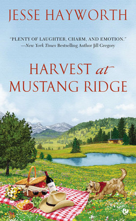 Harvest at Mustang Ridge by Jesse Hayworth and Jessica Andersen