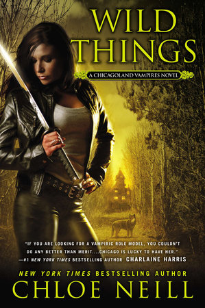 Wild Things by Chloe Neill