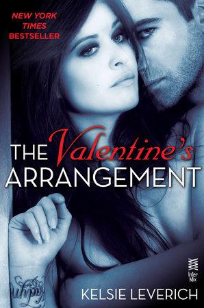 The Valentine's Arrangement by Kelsie Leverich